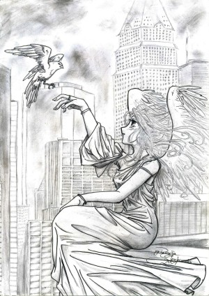 Anioł - Patrycja Jankowska