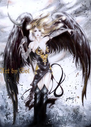 Black Angel - Sol Angelica