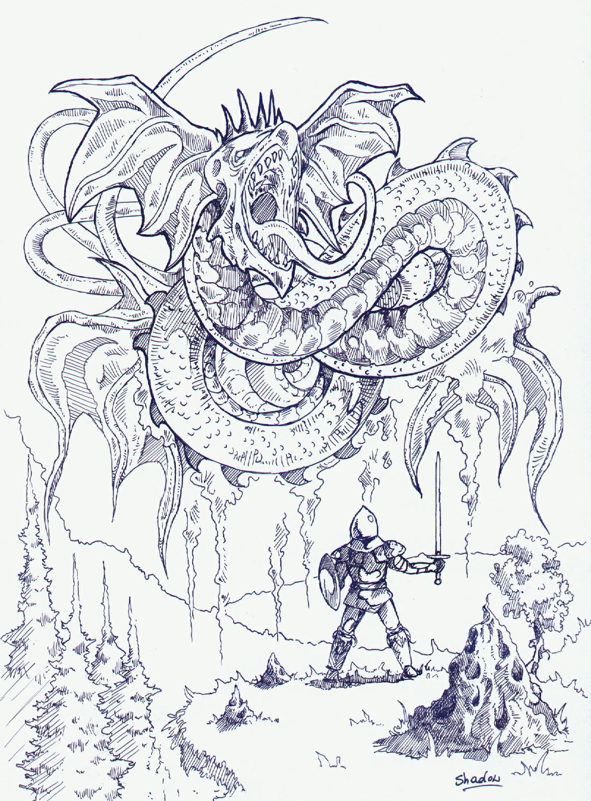 Dragon Rider - Flash