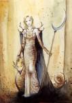 Elven Queen - Sol Angelica