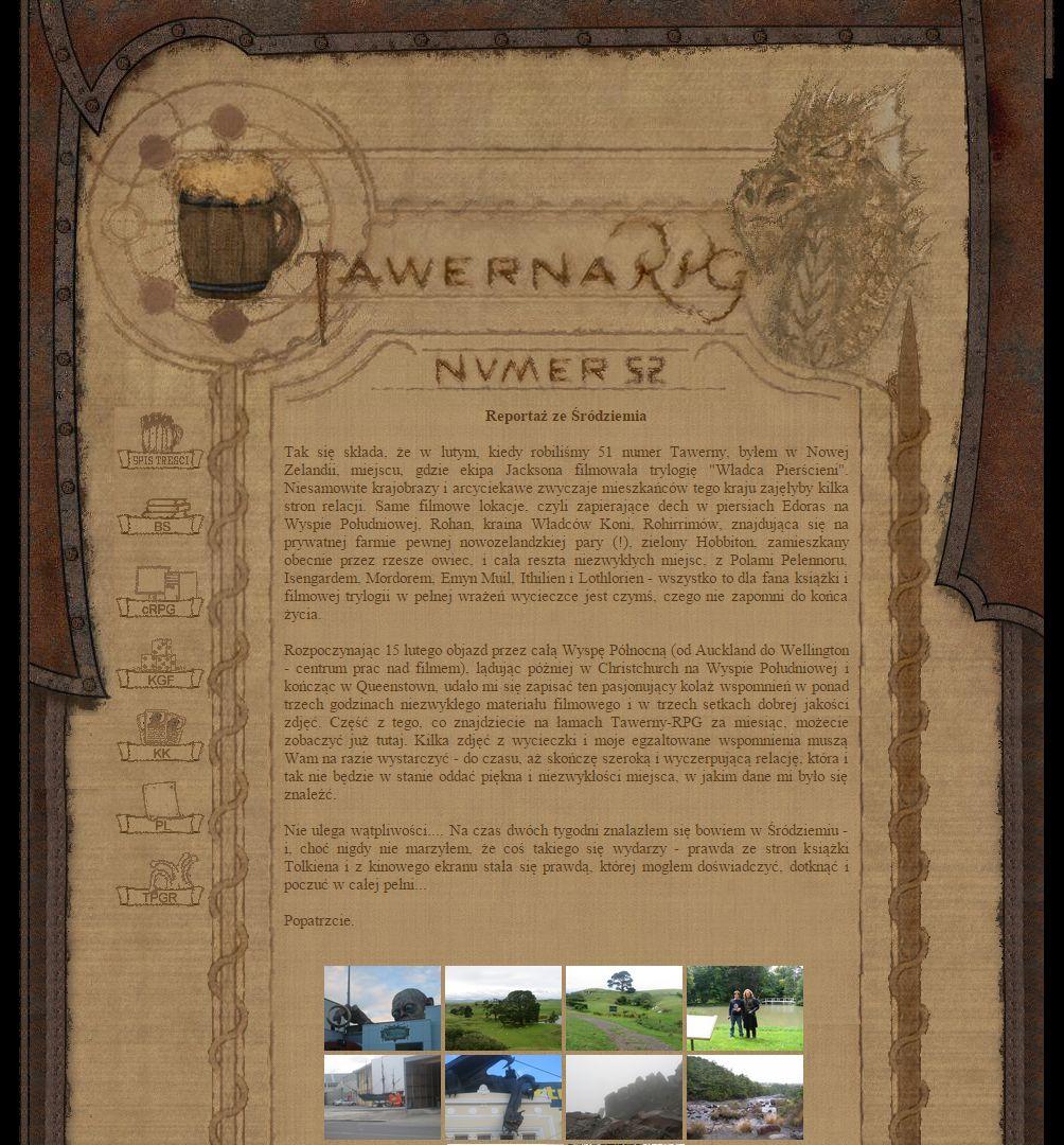 Tawerna RPG #052 - maj 2004