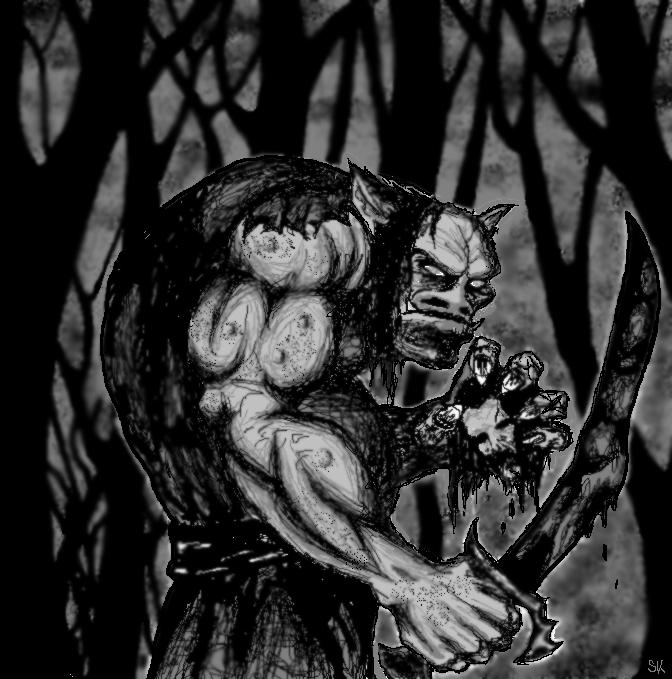 Troll - Szelmon