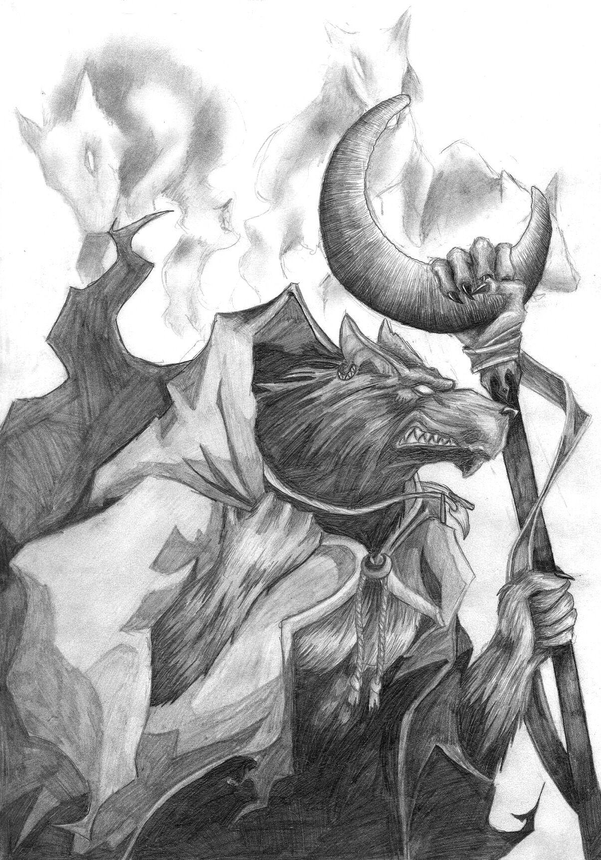 Wilkołak - Nalavara