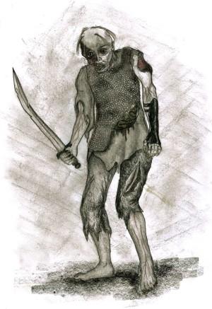 Zombie - Vil'Mathien