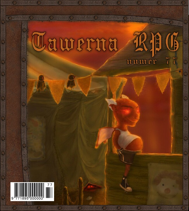 Tawerna RPG #077 - kwiecień 2006