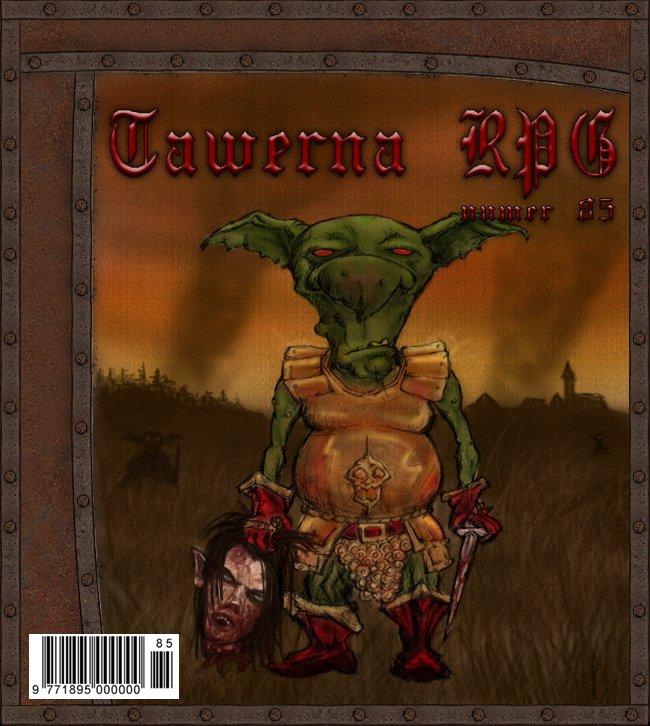 Tawerna RPG #085 - grudzień 2006