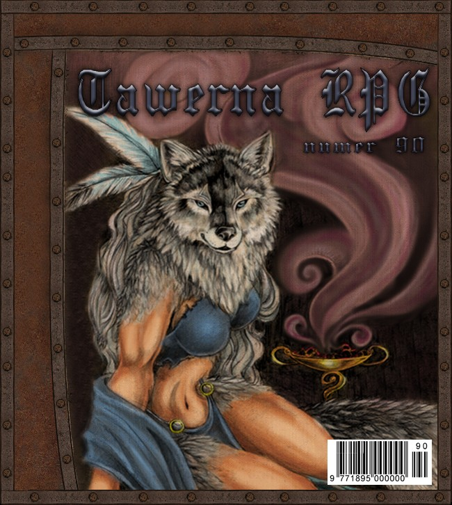Tawerna RPG #090 - kwiecień 2007