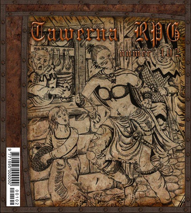 Tawerna RPG #102 - marzec 2008
