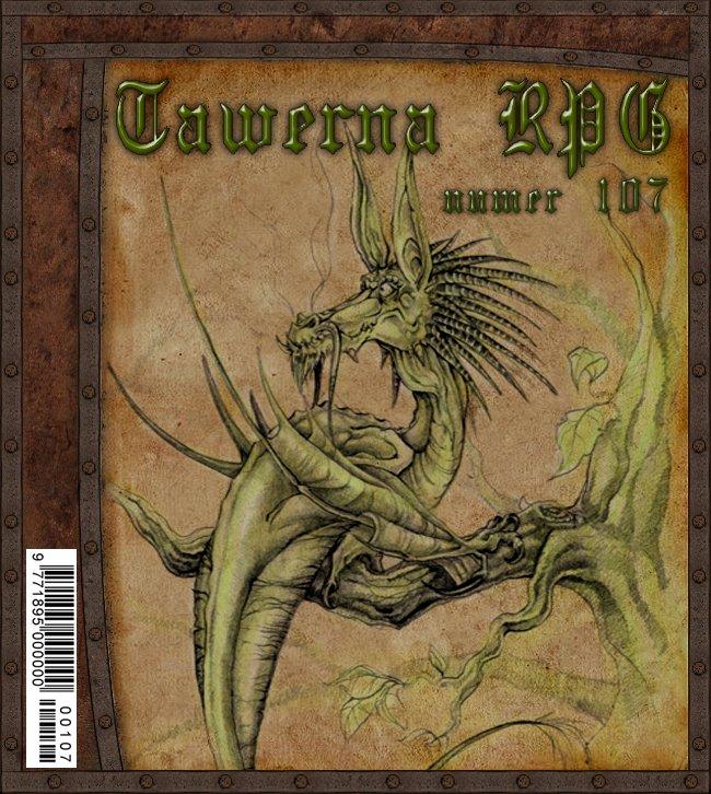 Tawerna RPG #107 - sierpień 2008