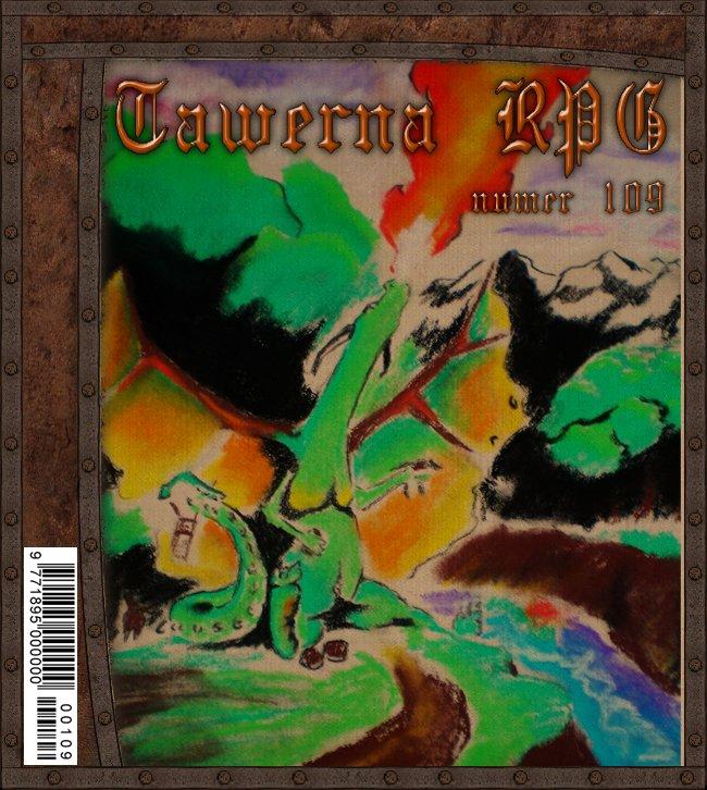 Tawerna RPG #109 - październik 2008