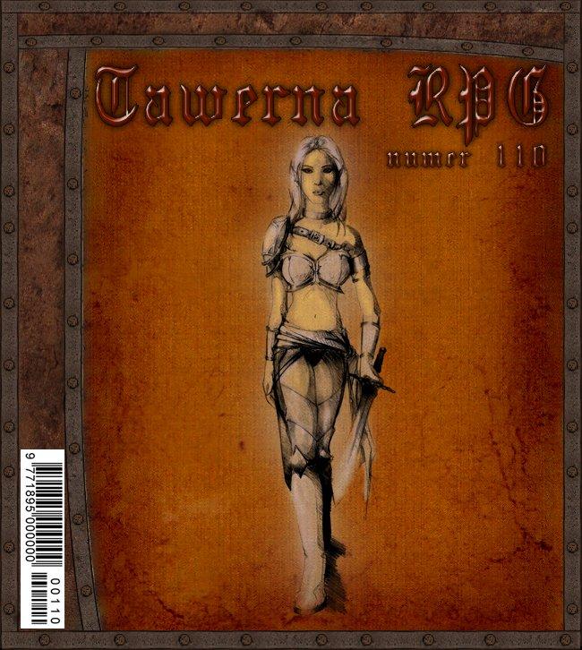 Tawerna RPG #110 - listopad 2008