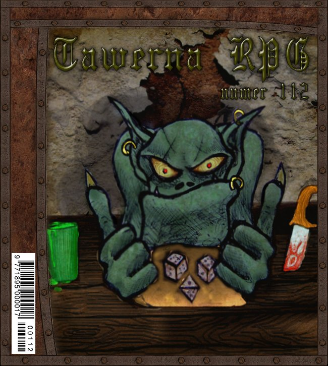 Tawerna RPG #112 - Specjalny
