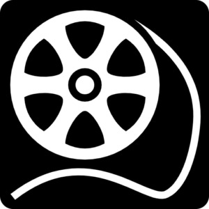 Film spool iconby Delapouite under CC BY 3.0